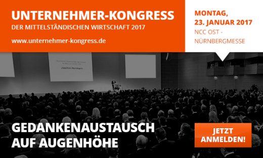 Veranstaltungstipp: Unternehmer-Kongress 2017