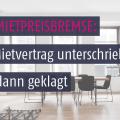 Bau-, Miet- und Maklerrecht: Urteile im Jahr 2017