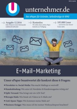 E-Mail-Marketing-Newsletter
