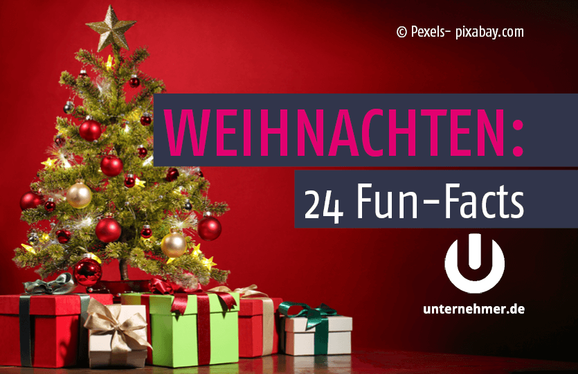 Fun Facts Weihnachten