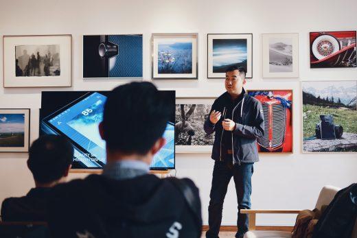 Mit der richtigen Produktpräsentation Kunden erreichen