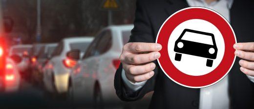 Umweltministerium: Bund kann Fahrverbote nicht untersagen