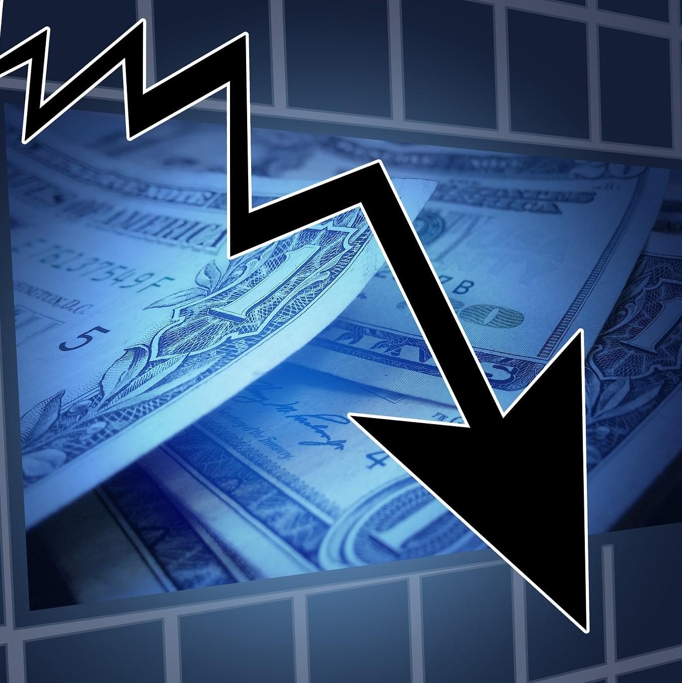 Schlechte Nachrichten für die Börse