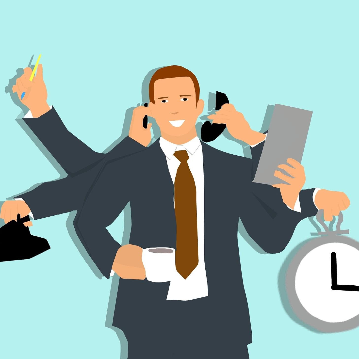 10 Gründe, warum Singletasking besser als Multitasking ist