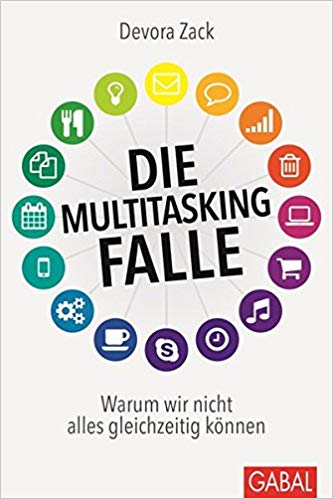 Buchtipp: Die Multitasking-Falle