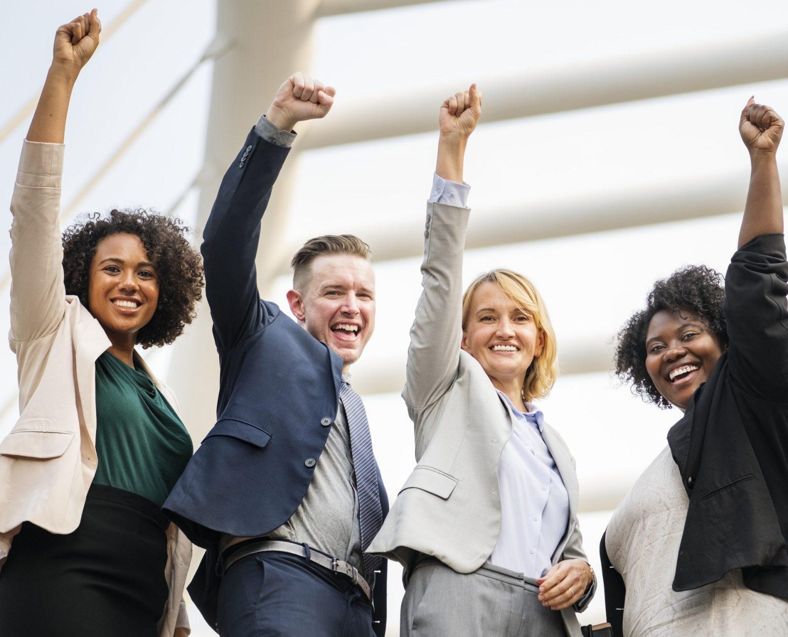 Ideales Führungsteam Die 4 Kerntypen der Führung