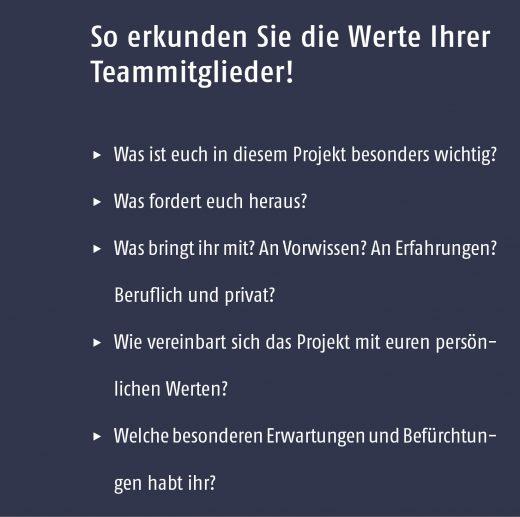 So erkundest du die Werte deiner Teammitglieder