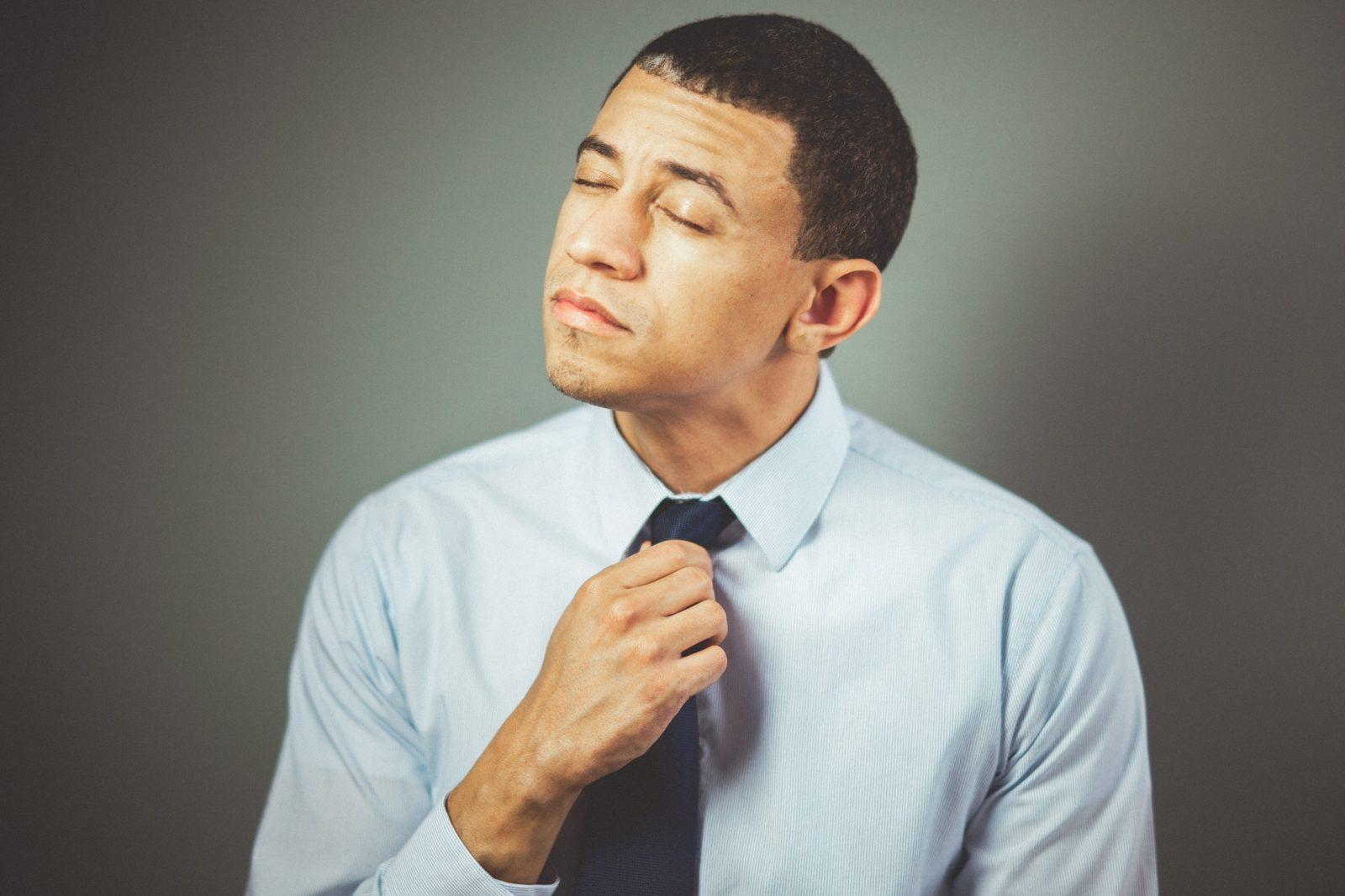 Panikattacke im Büro: Was kann ich selbst tun?