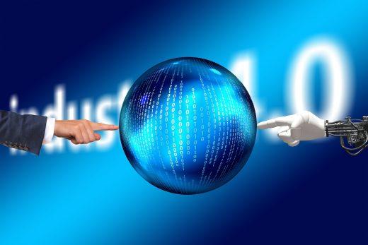 Wirtschaft der Zukunft: 4 Aspekte der Industrie 4.0