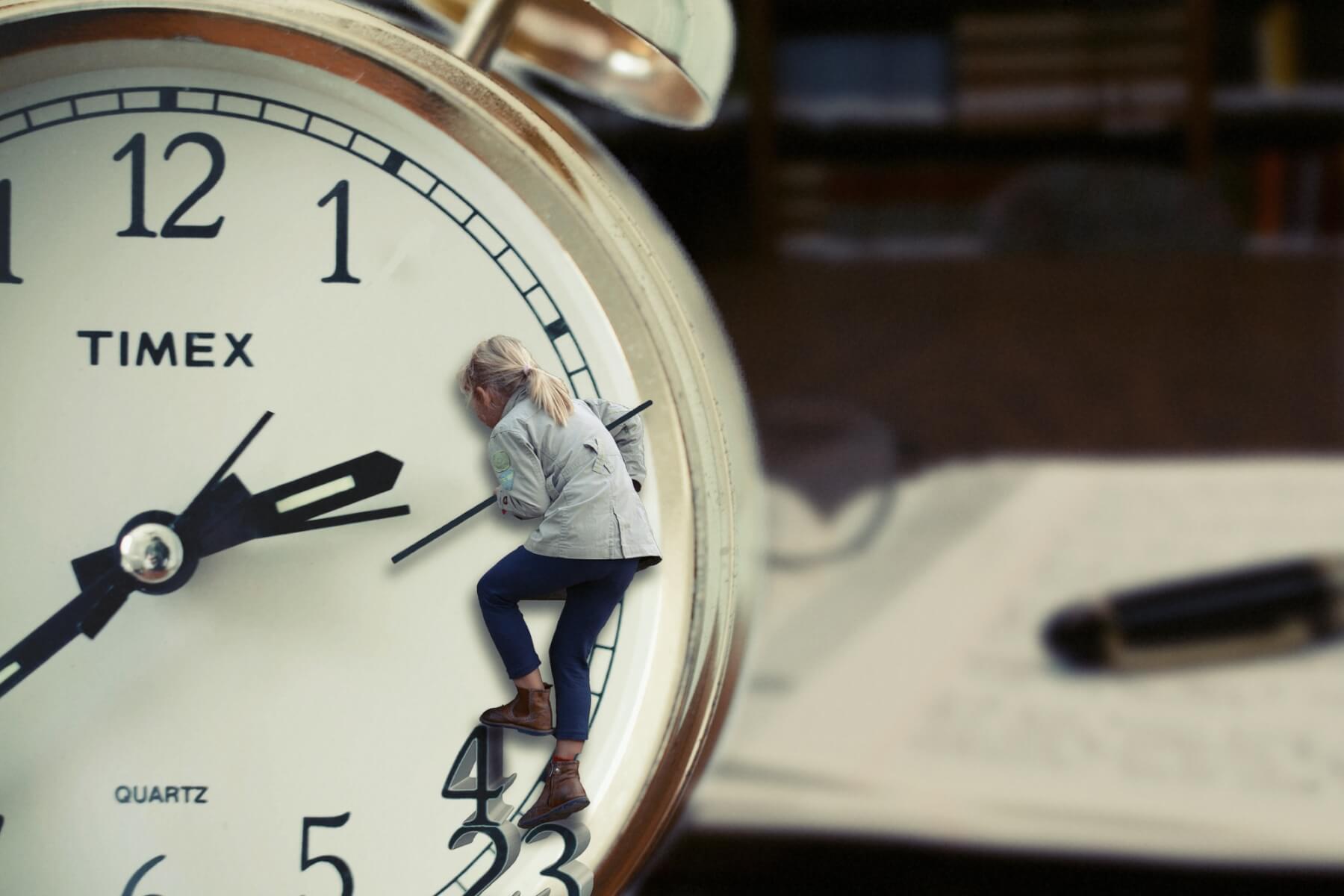 8 Work-Hacks für mehr Zeit und weniger Arbeit
