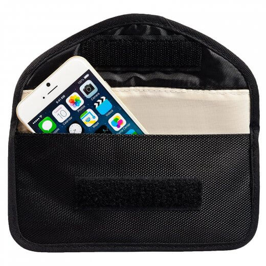 Strahlenschutz-Tasche Handy