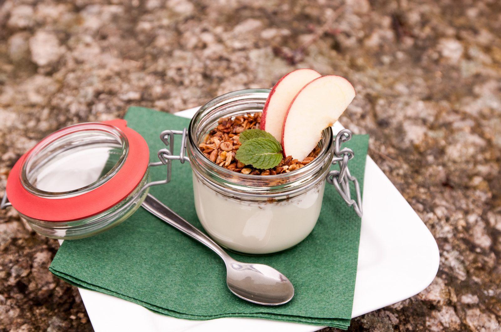 Gesundes Business-Food mit wenig Aufwand
