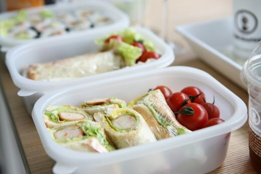Keine Lust auf Kantine? 5 Tipps für dein Lunchpaket im Job