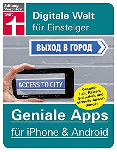 Buchtipp: 60 Geniale Apps für iPhone & Android