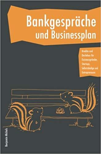 Buchtipp: Bankgespräche und Businessplan