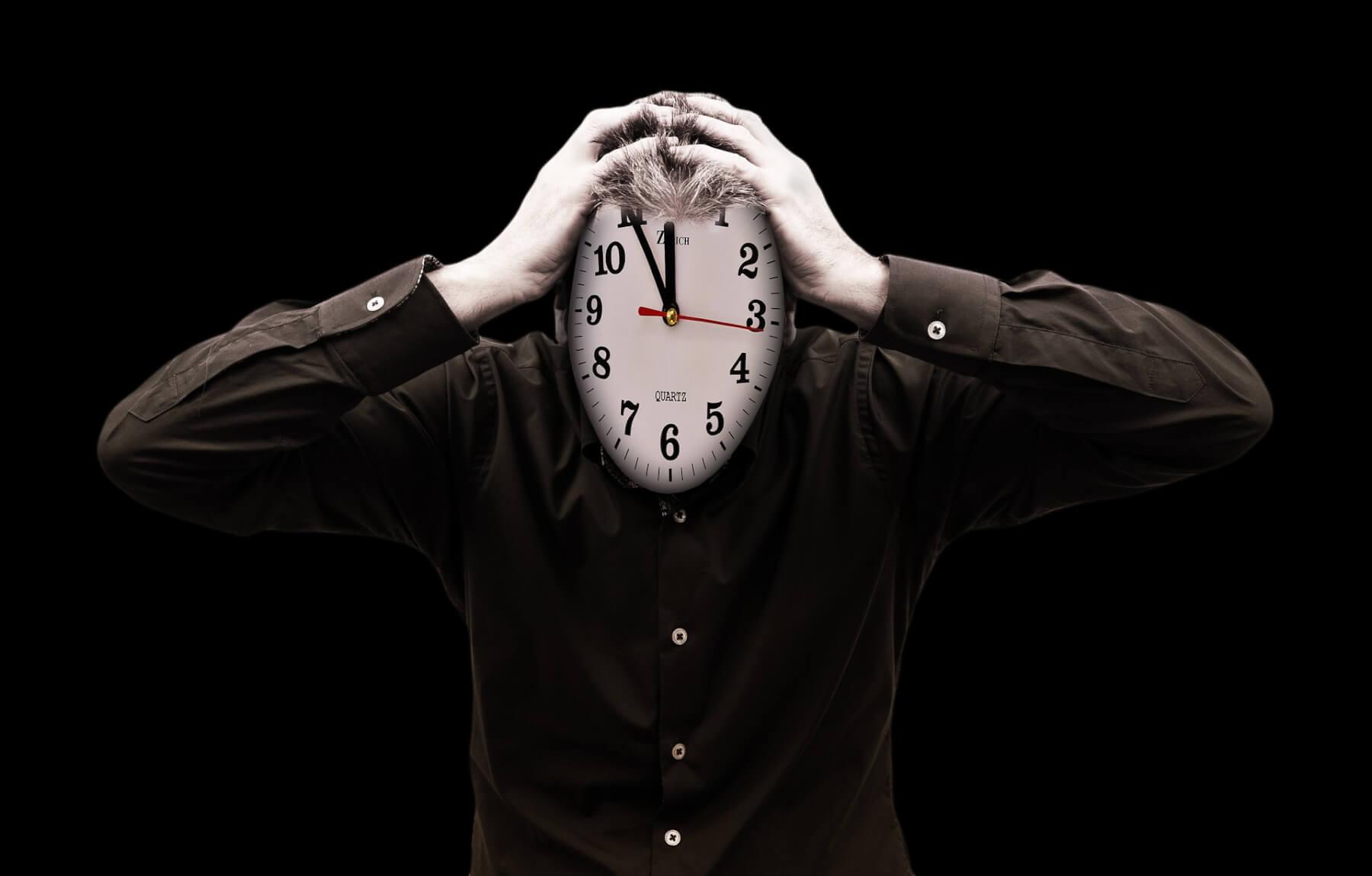 Burnout und Depression im Job treten immer häufiger auf [Infografik]