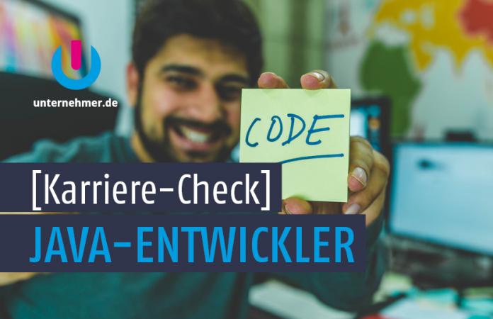 Karriere-Check: Was macht ein Java-Entwickler? [Slideshow]