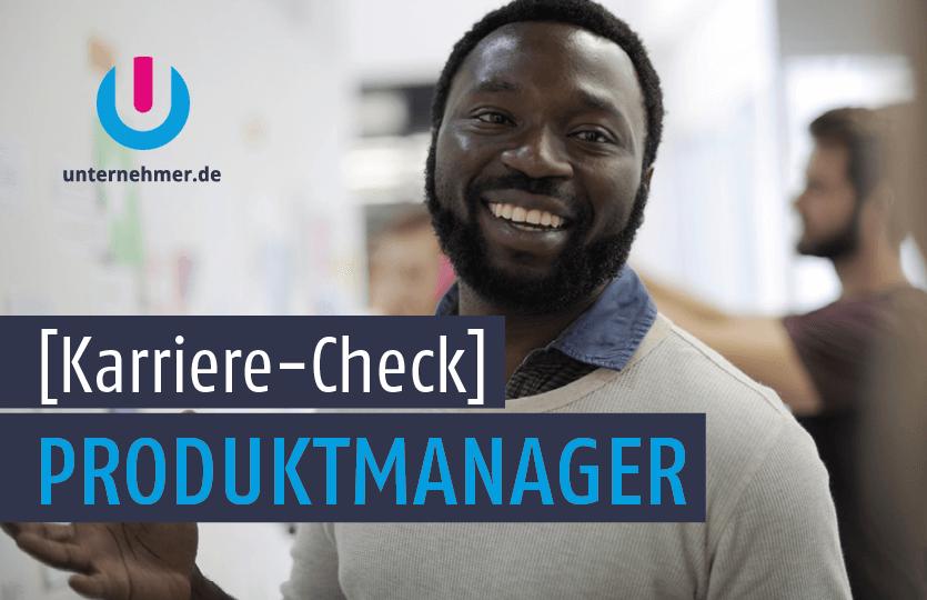 Karriere-Check: Was macht eigentlich ein Produktmanager? [Slideshow]