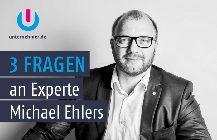 Rhetorik: Michael Ehlers im Experten-Interview