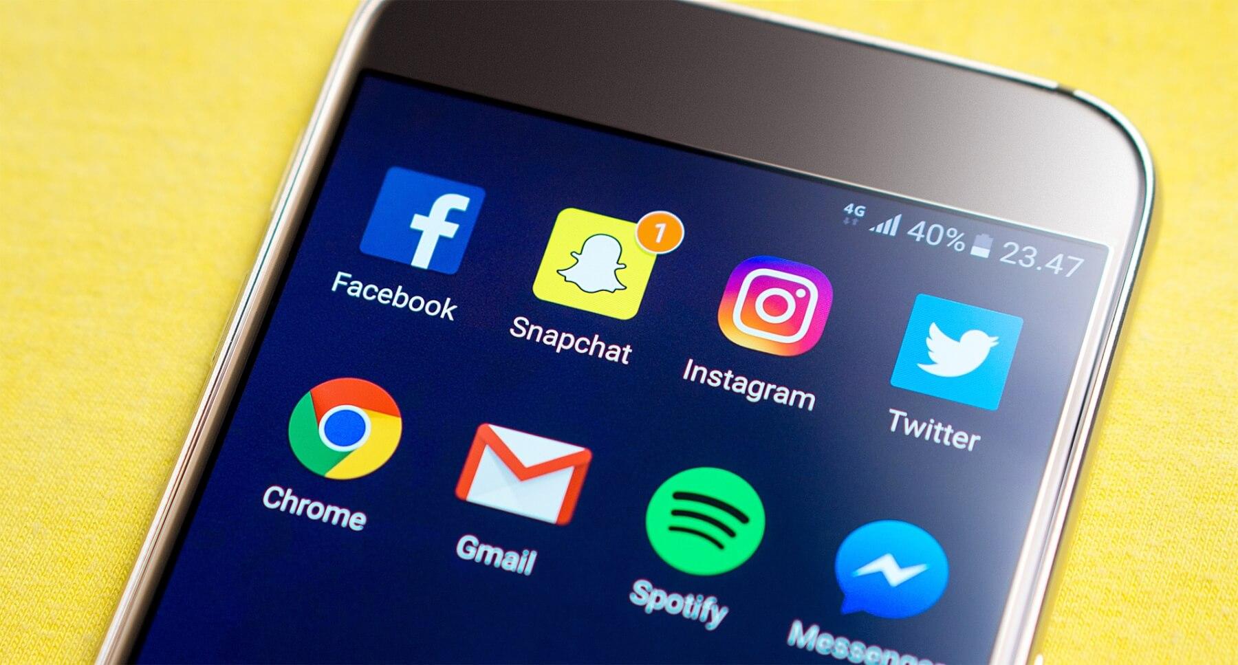 Snapchat wächst wieder: Neue Nutzer und höhere Erlöse [Infografik]