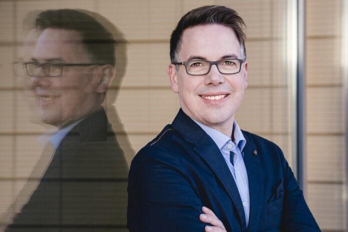Vertrieb: Oliver Schumacher im Experten-Interview