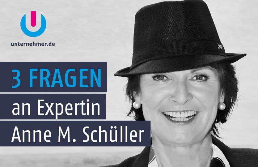Customer Journey: Anne M. Schüller im Experten-Interview