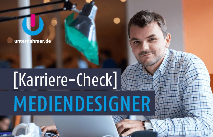 Karriere-Check: Was macht ein Mediendesigner? [Slideshow]