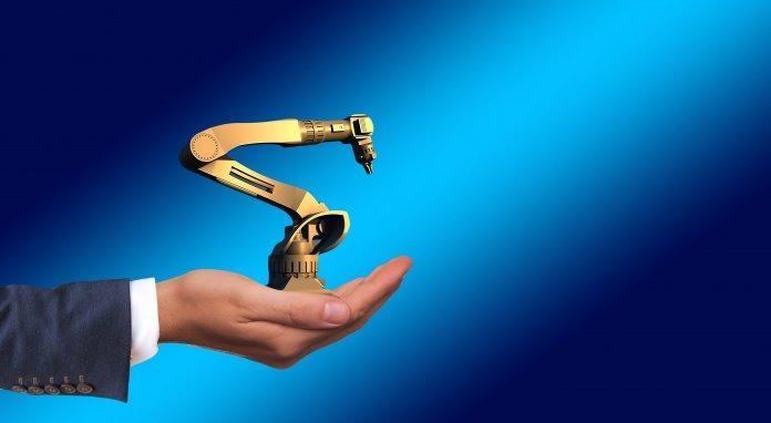 Robotisierung: So viele Industrieroboter gibt es [Infografik]
