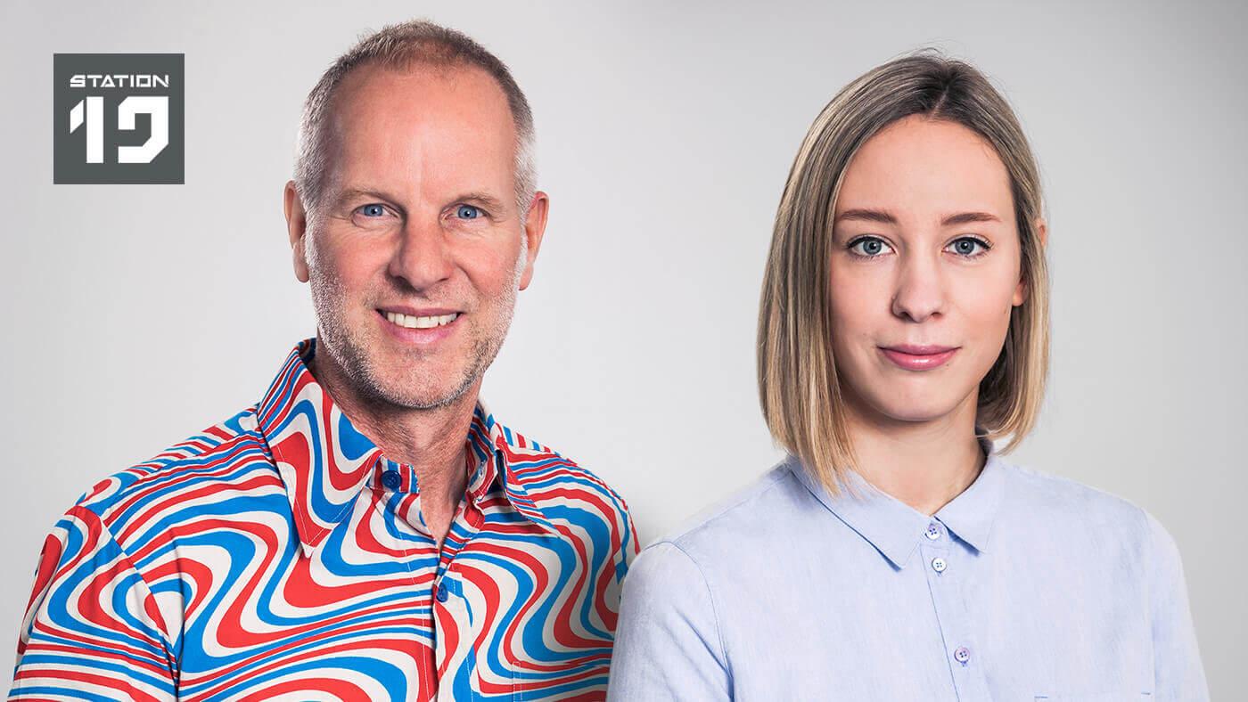 Storytelling: Alexander Büttner und Sina Struve im Experten-Interview