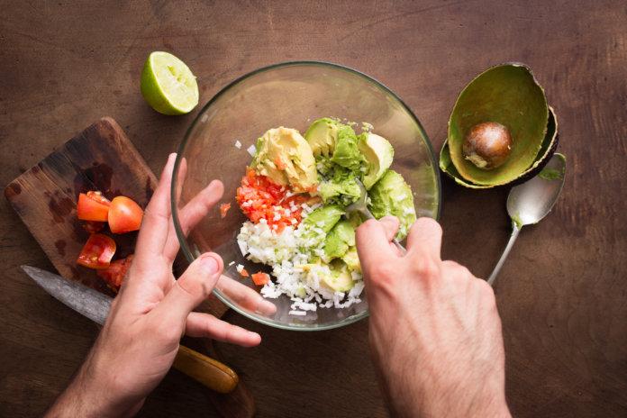 Team-Event: Grill-Rezepte: Avocado Dip