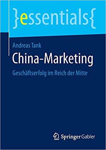 Buchtipp: China Marketing