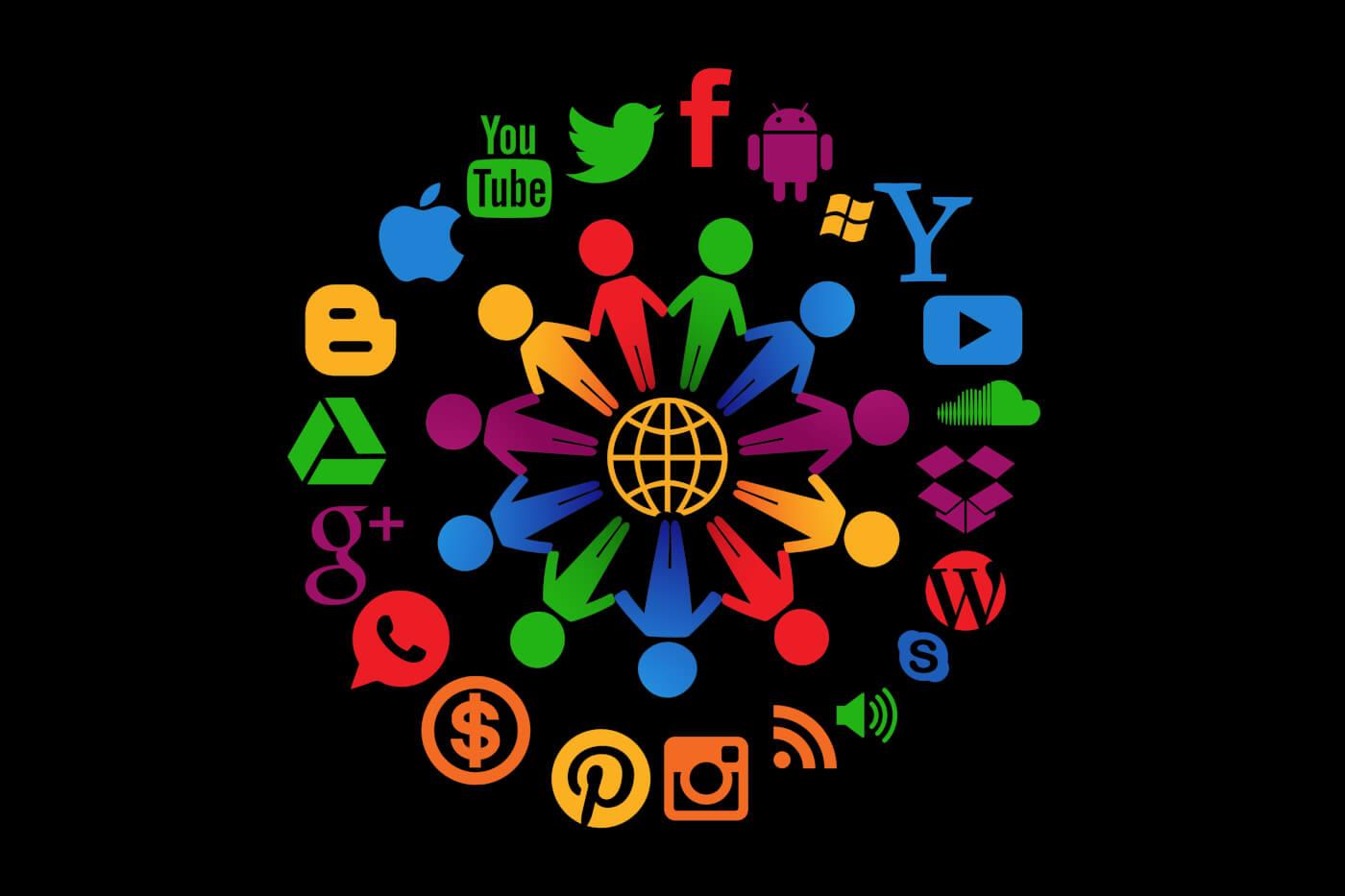 Die beliebtesten Social-Media-Dienste der Deutschen [Infografik]