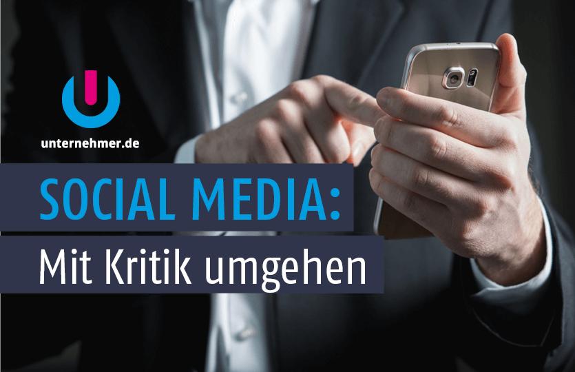 Social Media Kritik