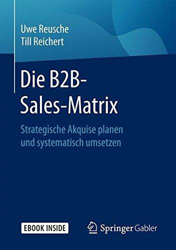 Buchtipp: Die B2B-Sales-Matrix