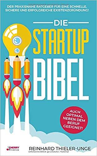 Buchtipp: Die Startup Bibel