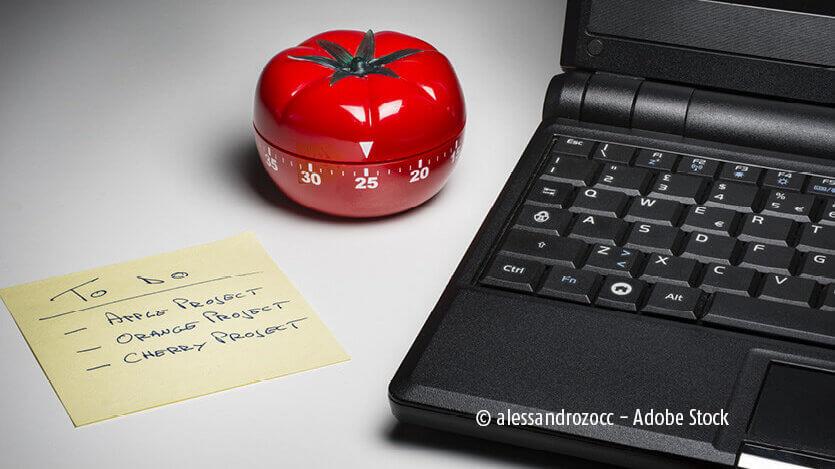 Pomodoro-Technik: Steigere deine Produktivität