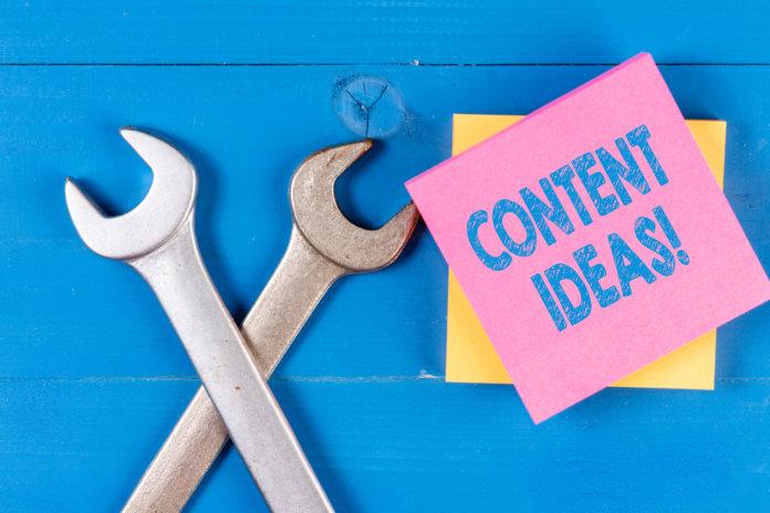 Checkliste: Welcher Content passt zu meiner Website? [sponsored post]