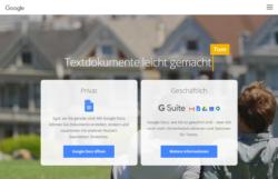 Tooltipp Google Docs