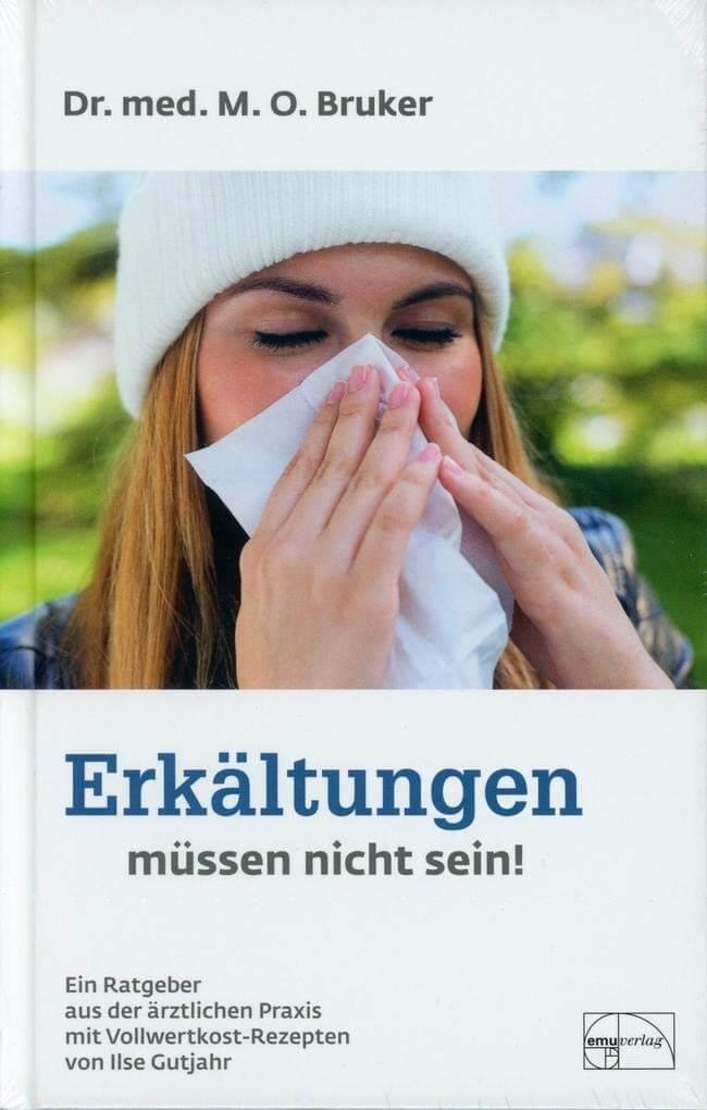 Buchtipp: Erkältungen müssen nicht sein