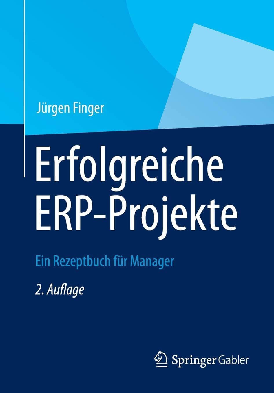 Buchtipp: Erfolgreiche ERP-Projekte