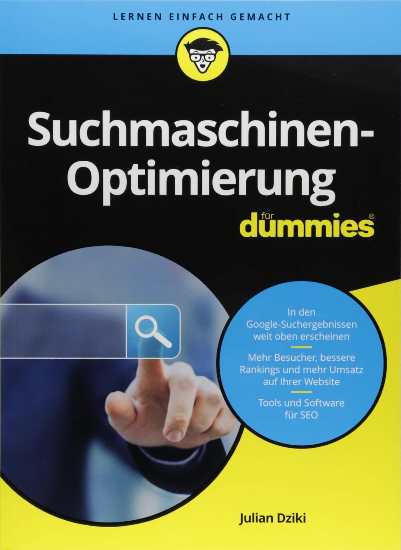 Cover des Buchs: Suchmaschinenoptimierung für Dummies