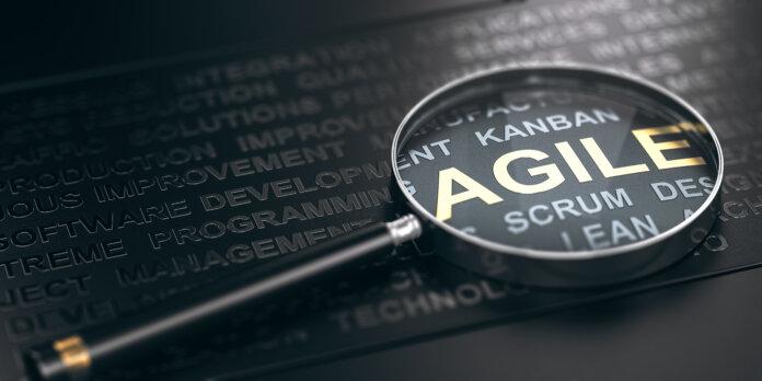 Agile Arbeitsmethoden: Kommen sie auch wirklich zum Einsatz? [Studie]