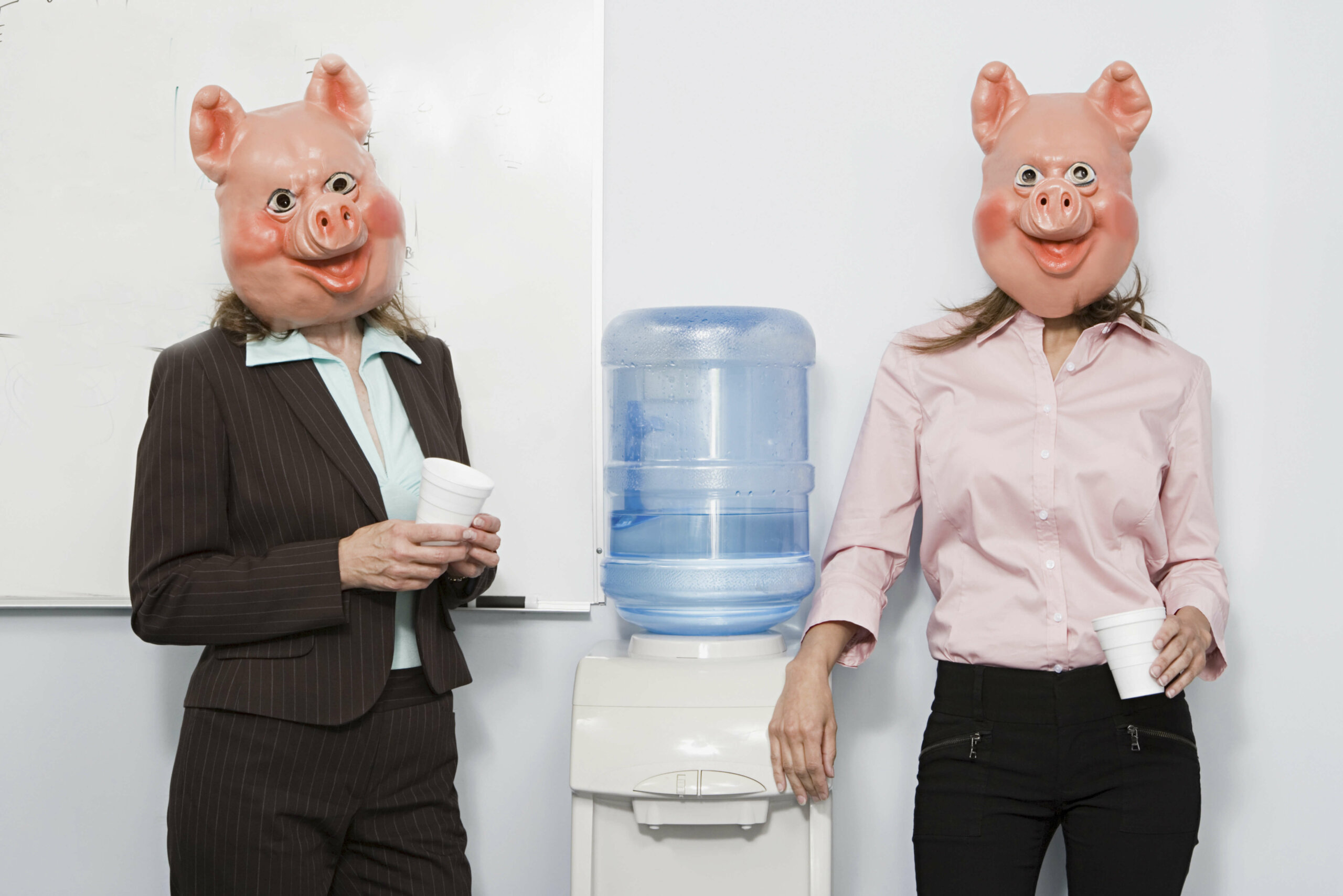 Kollegenschweine & Mobbing: Was tun als Chef oder Kollege?