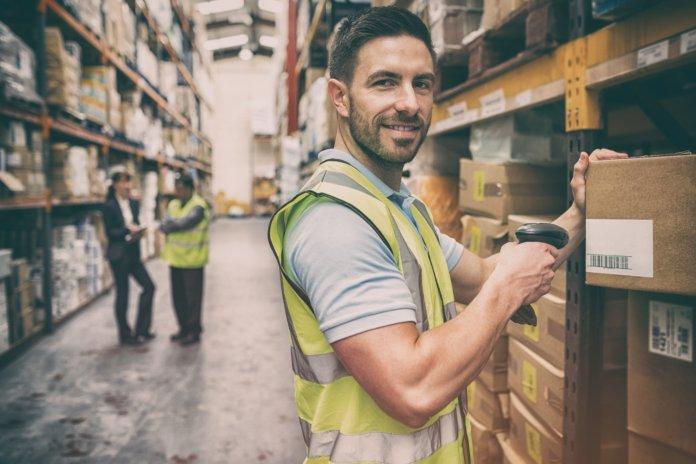 Lagerhaltung und Prozessoptimierung in Industrie und Logistik
