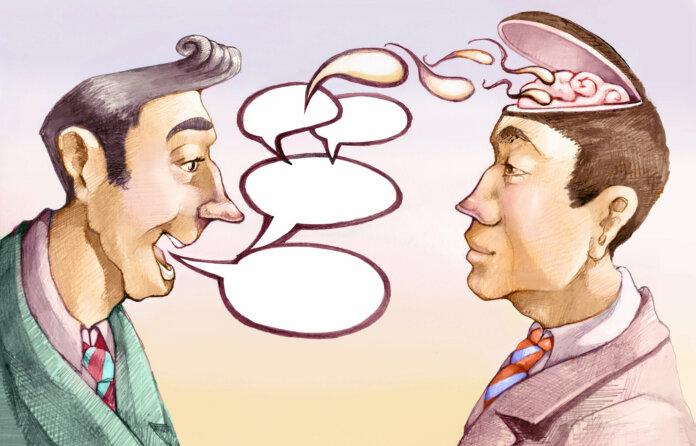Verkaufsgespräch: Mit Worten Kunden gewinnen [Praxistipp]