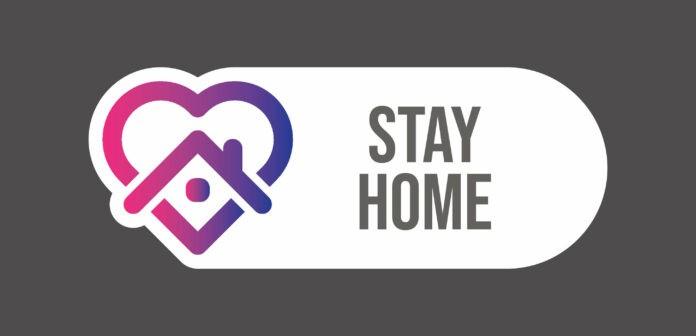 #staythefuckhome & #staypositive: Social Media & Corona