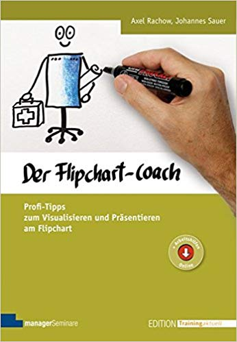 Cover des Buchs: Der Flipchart-Coach