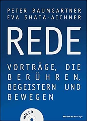 Cover des Buchs: Rede: Vorträge, die berühren, begeistern und bewegen