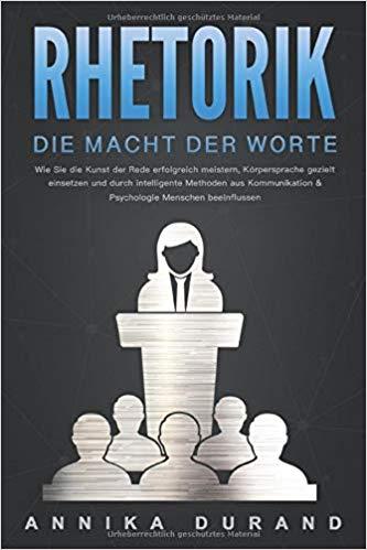 Cover des Buchs: Rhetorik: Die Macht der Worte