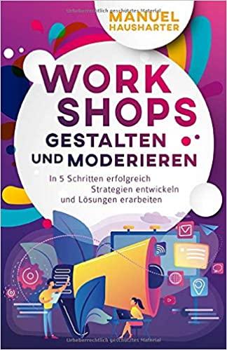 Buchtipp: Workshops gestalten und moderieren